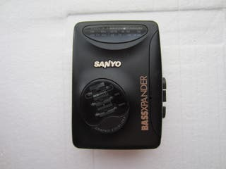 Radio Cassette walkman SANYO VIP-5