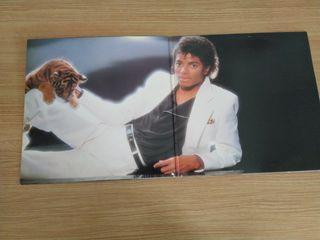 disco vinilo de Michael Jackson Thriller...