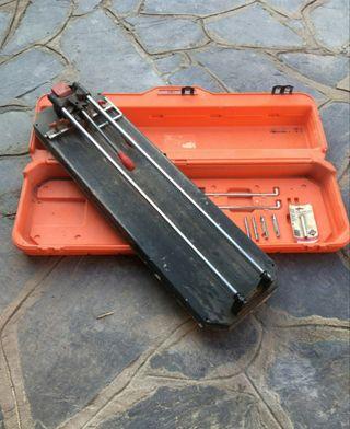alquiler de cortadora baldosas rubí tm90