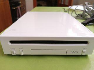 Nintendo Wii RVL 101(Precio negociable)