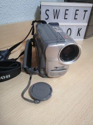 Vídeo cámara Canon