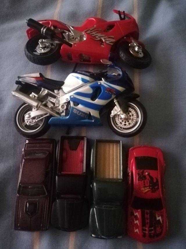 juguetes motos i coches