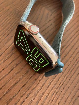 Apple Watch Series 4 LTE Acero inoxidable 44mm