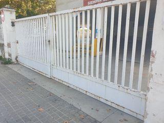 puerta industrial