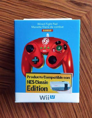 Precintado Mando Wii U - Nes Mini - Wii a Estrenar