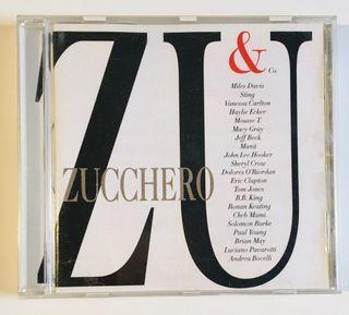 ZUCHERO & CO Disco Cd