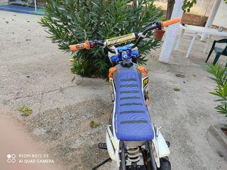 Rebel master RM 125cc 4t