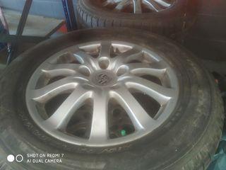 vendo ruedas de porsche challane 4x4:400€