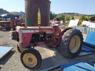 Despiece de tractor David Brown 990