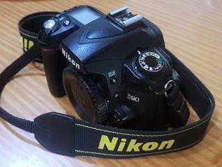 Nikon D90+70-300mm+mochila Lowepro+extras