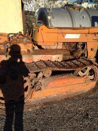 Despiece de tractor Fiat 655