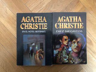 Novelas Agatha Christie
