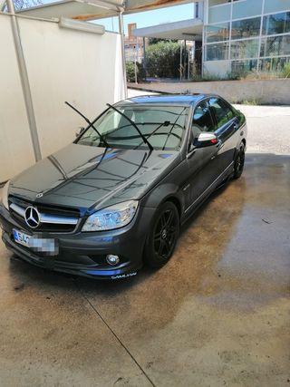 Mercedes-Benz Clase C 170cv pack amg