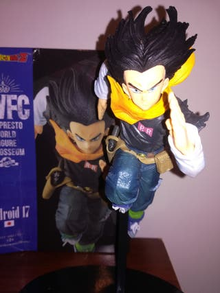 Android A17 Dragon Ball