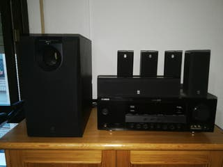 jamaha 363 amplificador sound