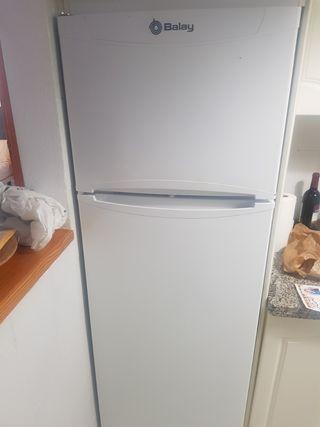 nevera con frigorifico Balay