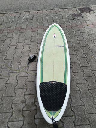 tabla de surf NSP epoxy