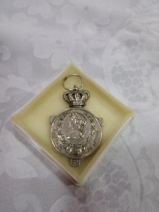 medalla Isabel II 1860