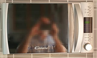 Microondas Candy CMW20DS - digital -20L 800W