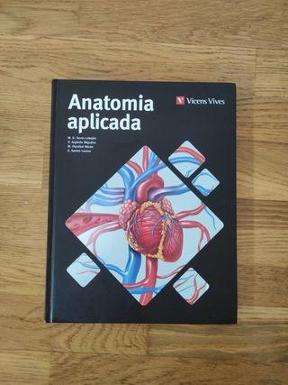 Llibre Anatomia aplicada