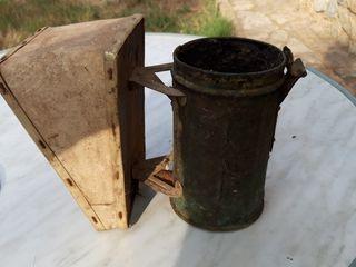 fuelle de humo para abejas.ahumador