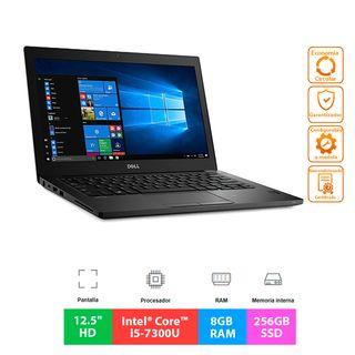 """Dell Latitude 7280 - i5 - 8GB - 256GB SSD - 12.5"""""""