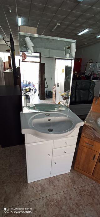 mueble baño +espejo