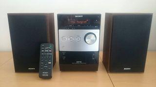 Microcadena Sony CMT-FX200