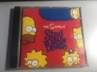 Los Simpsons - CD Sing the Blues - Original