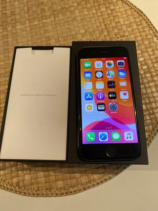 Iphone 7 256gb negro brillo
