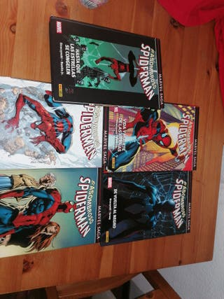 comics de spiderman Marvel