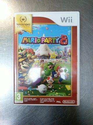 Mario Party 8, Wii