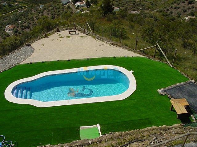 HIL0124 / CASA DE CAMPO TORROX - FRIGILIANA (Frigiliana, Málaga)