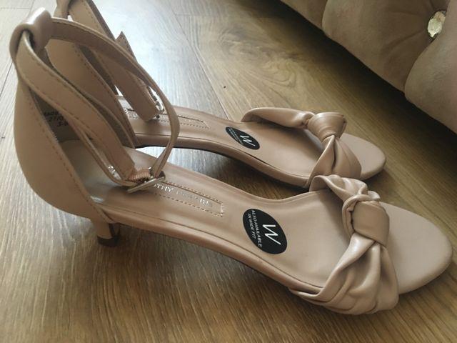 Healed sandals