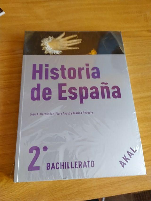 NUEVO Historia de España AKAL 9788446030768