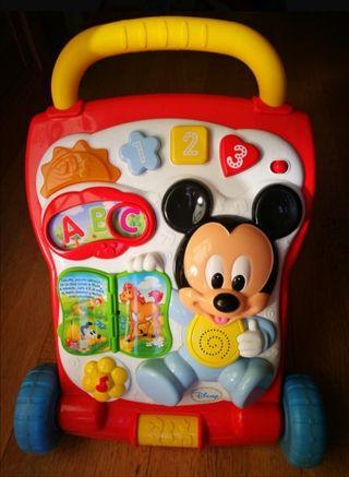 Correpasillos bebé Disney