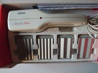 Plancha y Modelador de Ufesa Stilo