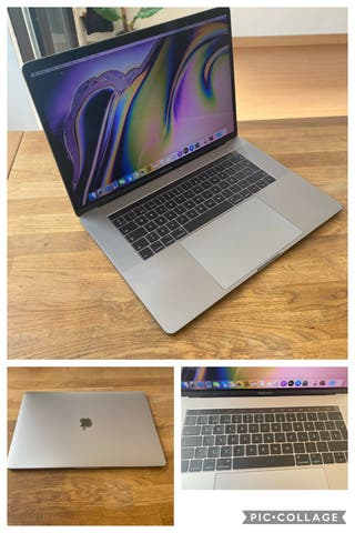 "Macbook pro 15"" touchbar full"