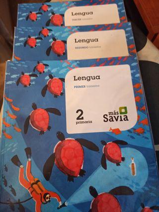 ISBN 9788491076308 lote libros Lengua 2 Primaria