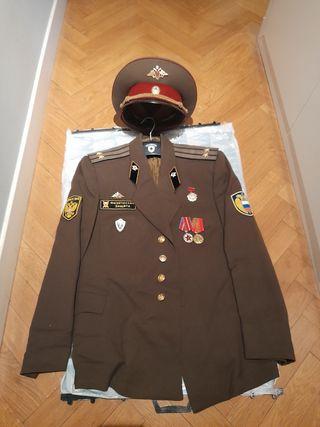 Uniforme militar URSS - Rusia