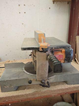Ingletadora para madera