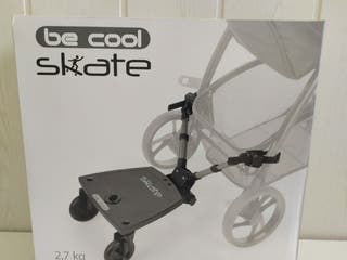 Patín skate be cool con asiento