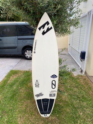 Tabla de surf Slater design firewire 5,10