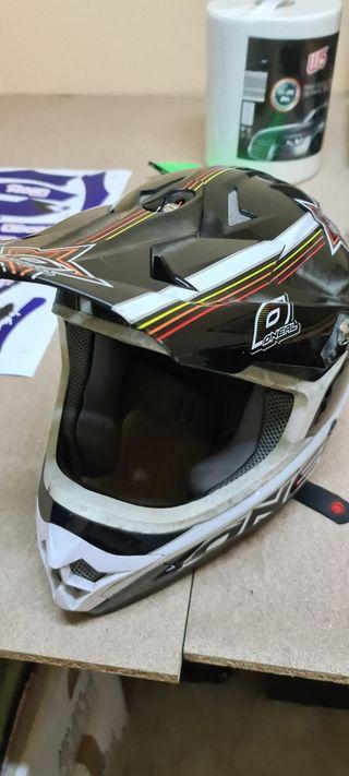 Casco de Motocross Oneal