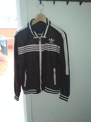 chaqueta retro Adidas Berlín 1975