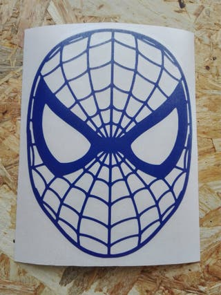Vinilo Spiderman adhesivos decorativos infantiles