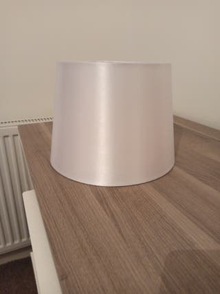 White Lampshade