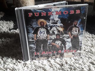 Funk Mobb It Ain't for Play CD