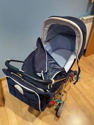 Carro-silla de bebe
