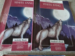 White fang Jack London activity y student's book